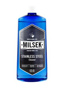 Shiny Stainless Steel, Milsek